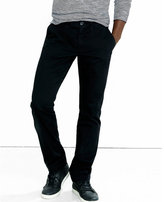 Express slim fit chino pant