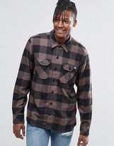 Dickies Checked Shirt in Regular Fit