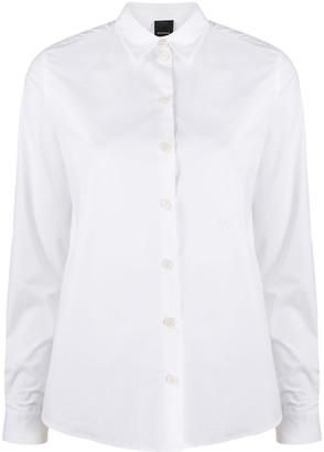 Pinko Plain Long Sleeve Shirt