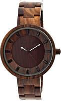 Earth Wood Branch Dark Brown Bracelet Watch ETHEW2802