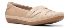 Clarks Collection Women's Danelly Shine Flats Women's Shoes