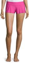 Commando Butter Petal Jersey Shorts, Azalea