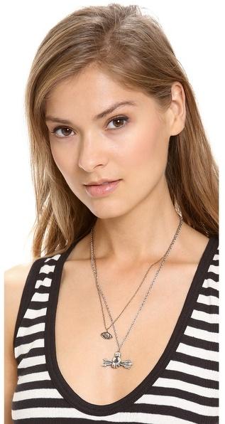 Pamela Love Oculus Pendant Necklace