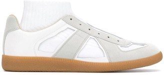 Maison Margiela mid-top Replica sock sneakers