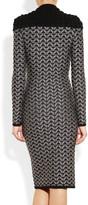 Roland Mouret Bentley wool-blend dress