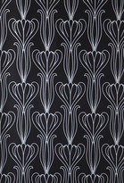 2Modern Tempaper - Bela Midnight Wallpaper