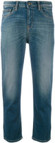 Armani Jeans cropped jeans - women - Cotton/Spandex/Elastane - 27