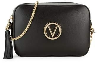 Mario Valentino Valentino By Babette Leather Camera Bag