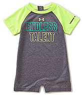 Under Armour Baby Boys Newborn-12 Months Endless Talent Raglan-Sleeve Shortall