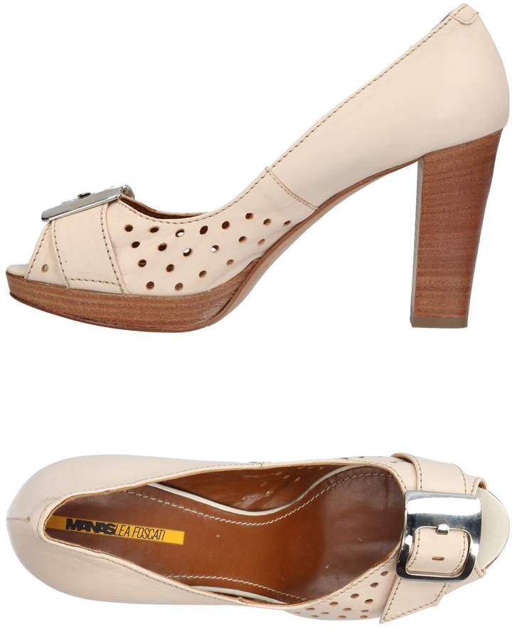 Manas Lea Foscati Pumps - Item 11365276