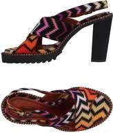 Missoni Sandals - Item 11226708