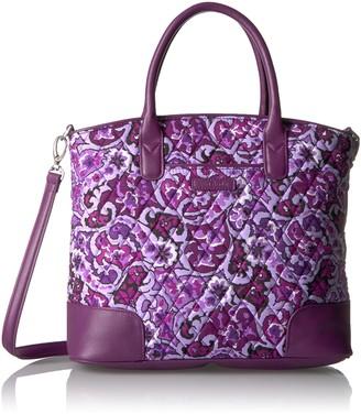 Vera Bradley Women's Day Off Satchel Shoulder Handbag