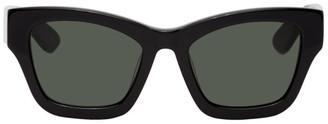 Han Kjobenhavn Black Brick Sunglasses