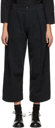 Toogood Black The Tinker Trousers
