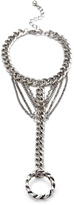 Forever 21 Layered Hand Chain