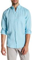 J.Crew Factory J. Crew Factory Regular Fit Linen Shirt