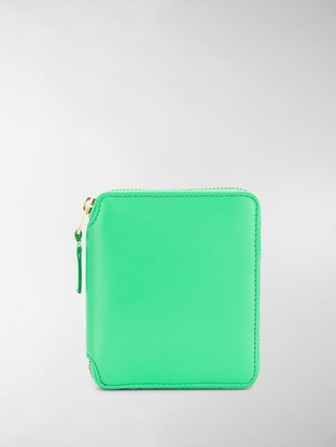 Comme des Garcons Classic Zip Around Wallet