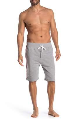 Calvin Klein Logo Stripe Drawstring Sleep Shorts