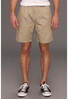 Volcom Frickin Elastic Short (Khaki) - Apparel