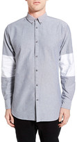Zanerobe Oxford Long Sleeve Regular Fit Shirt