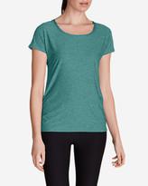 Eddie Bauer Infinity Cap-Sleeve T-Shirt