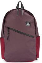 Herschel diagonal pocket backpack