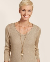 Chico's Cybil Pendant Necklace