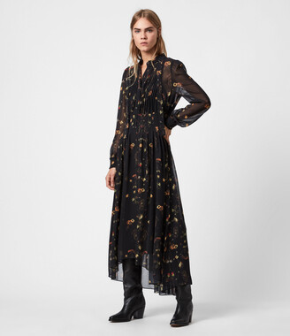 AllSaints Pippa Osmosis Dress