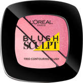 L'Oreal Infallible Sculpting Trio Blush - Soft Rosey