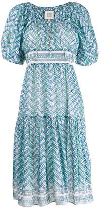 Alicia Bell Alicia midi-dress