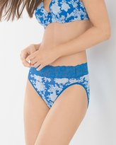 Soma Intimates Embraceable Super Soft High Leg Brief