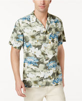Tommy Bahama Men's Big & Tall Garden of Hope and Courage Silk Shirt