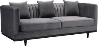 ZUO Modern Garland Velvet Sofa