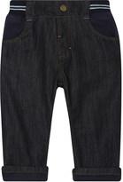 HUGO BOSS Soft elasticated jeans 3-18 months