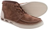 Columbia Vulc N Vent Leather Chukka Boots (For Men)