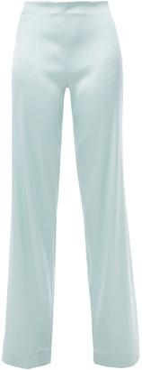 La Perla Silk-satin Pajama Pants