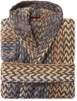 Missoni Home Stephen Hooded Robe