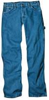 """Dickies Men's Loose Fit Carpenter Jean 34"""" Inseam"""