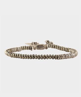 M. Cohen Ingot Bracelet in Pyrite