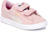 Puma SUEDE 2 STRAPS PS Pink