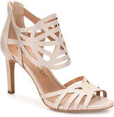 Audrey Brooke Women's Grace Sandal -Rose Gold Metallic