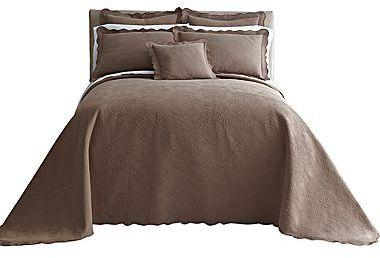 Royal Velvet Abigail Bedspread & Accessories
