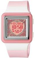 Casio Women's LDF21-4AV Resin Quartz Watch with Dial