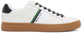 Paul Smith White Rex Sneakers