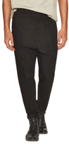 Rick Owens Astaire Mo Flat Front Pants