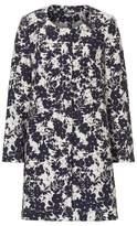 Vera Mont Floral print unlined coat