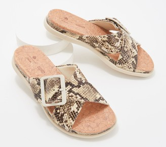 Clarks CLOUDSTEPPERS by Slide Sandals - Step June Shell