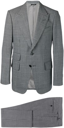 Tom Ford Houndstooth Two-Piece Suit