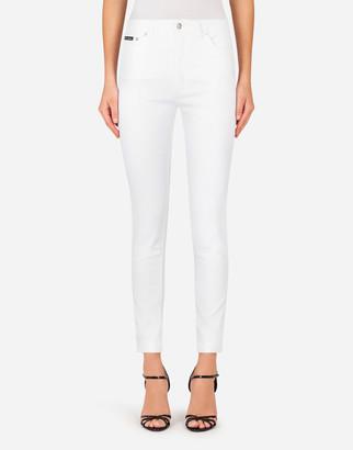 Dolce & Gabbana Denim Jeans With Audrey Fit