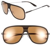 Carrera Men's Eyewear 62Mm Aviator Sunglasses - Brown